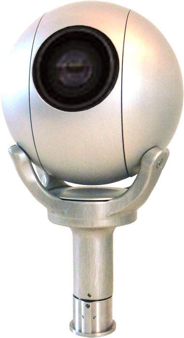 Camera Q Ball Pan And Tilt Camera System - Prosup Professional Camera Support