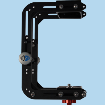 Camera Underslung Bracket By Prosup Camera Support