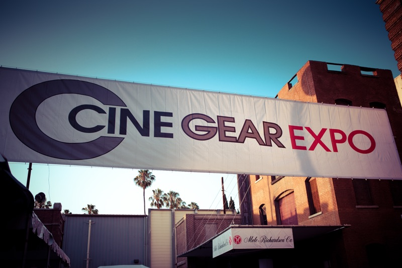 Cine Gear Expo Los Angeles