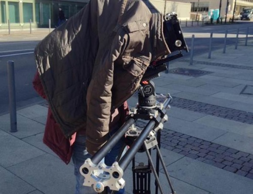 Camera track review: Cameraman Marco Eisenbarth about Tango Roller