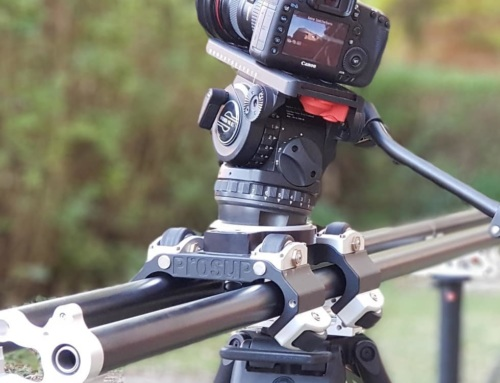 "Camera slider review by Hanno Film: ""Good gear man"""